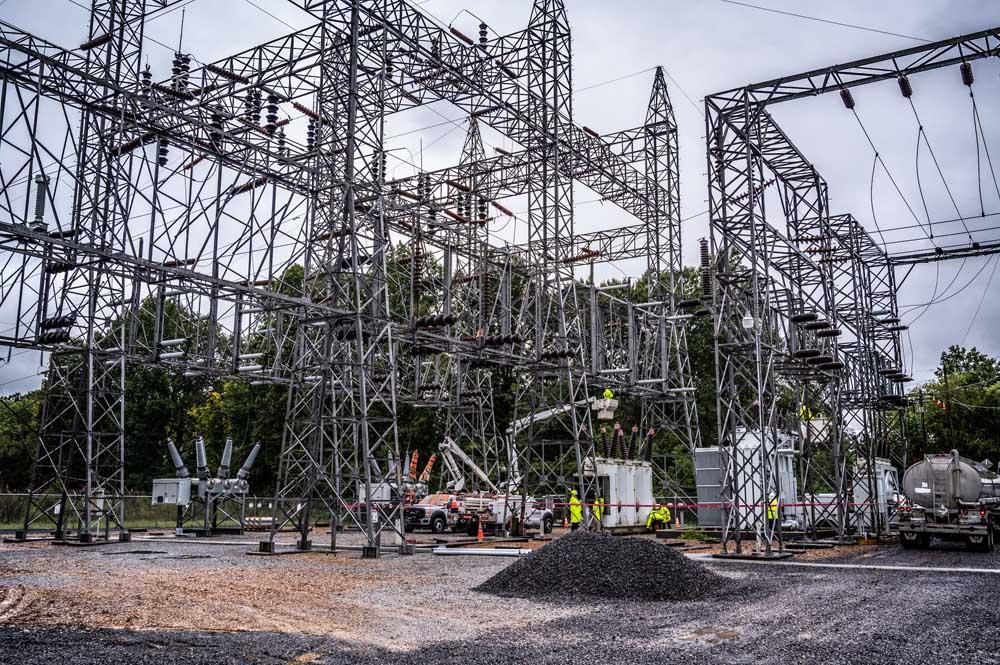 Substation Division - Southside Paducah